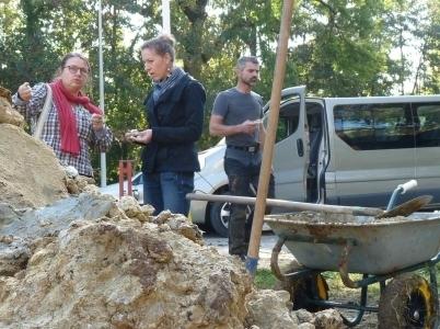 Imperméabilisation : l'argile, un matériau naturel