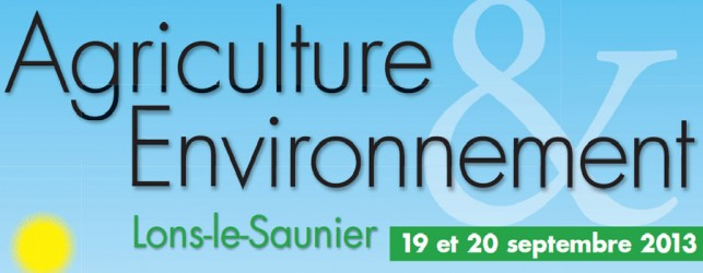 Rencontres Agriculture-Environnement