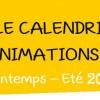 Le calendrier des animations du CPIE