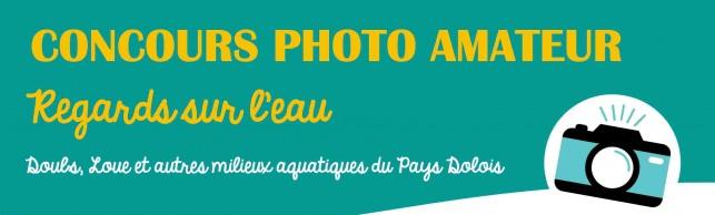 Concours photo «Regards sur l'eau»