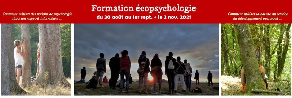 Formation écopsychologie