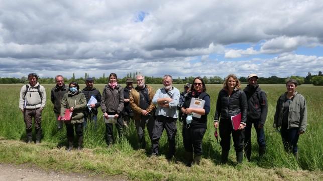 Le jury du concours des pratiques agro-écologiques s'est réuni
